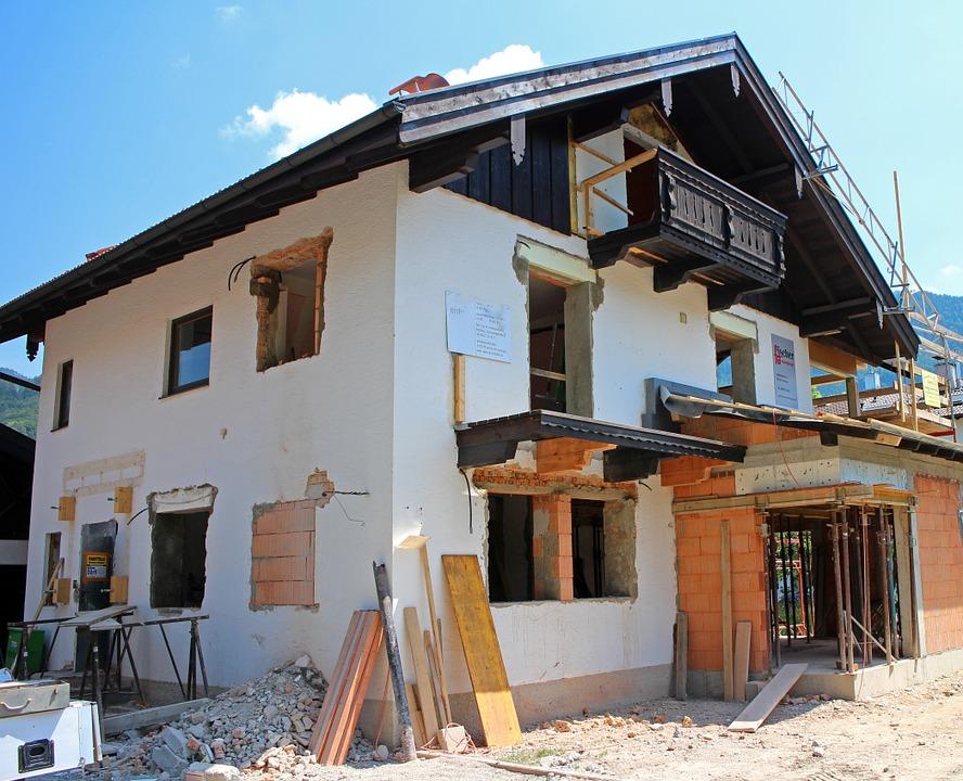 Reparieren Sie Ihr Zuhause